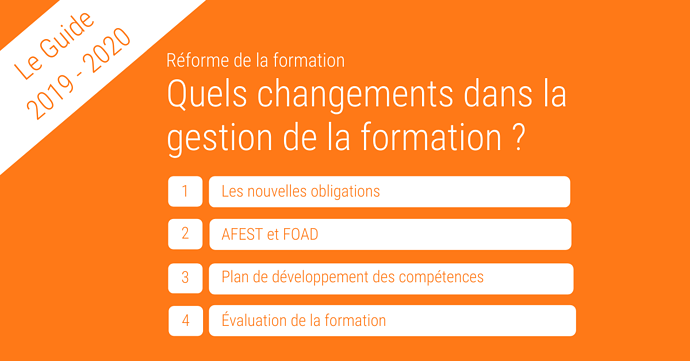 Gestion de la formation _ le guide 2019 2020