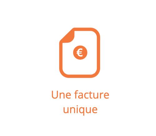TMS facture unique